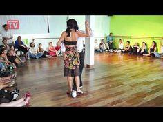Gaston Torelli y Moira Castellano DNI Tango Studio Buenos Aires, Argentina February 2010 (4) - YouTube