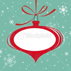 Christmas decoration background Royalty Free Stock Vector Art Illustration