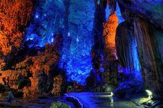 Reed Flute Cave, China   Reed Flute Cave6 Reed Flute Cave