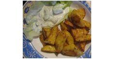 Wedges (Kartoffelspalten) wie bei Mc Do**lds Rezept des Tages 09.07.2014