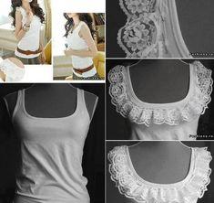 Image - Transformer un thshirt - Les créations de Salvina - Skyrock.com