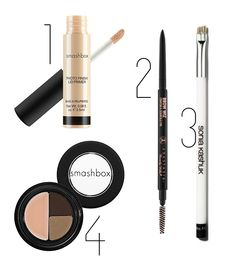 Products used to create the perfect brow: Smashbox Lid Primer, Anastasia Brow Wiz, Sonia Kashuk stiff angled […] Best Eyebrow Makeup, Best Eyebrow Products, Eye Makeup, Eyebrow Tips, Full Makeup, Makeup Sets, Beauty Products, Anastasia Brow Wiz, Sonia Kashuk