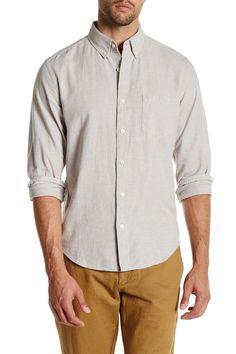 Slim Fit Woven Shirt