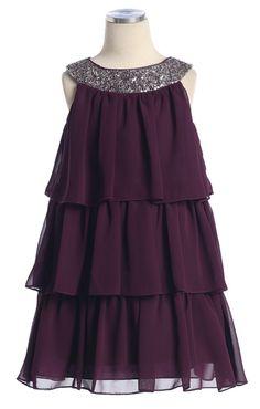 Ella needs a fancy dress.