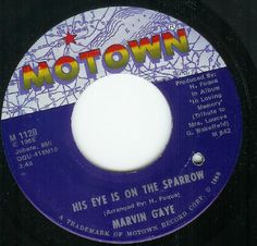 Motown. Seeing this label growing up was so cool and special to me. Indescribable.