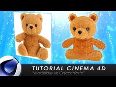 "TUTORIAL CINEMA 4D ""Modellare un Orsacchiotto"" - YouTube"