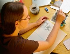 Interview with Raina Telgemeier | The graphic novelist on great teachers, making comics, and epic friendships.