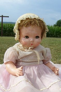 Effanbee Sweetie Pie by Visit My Dolls, via Flickr