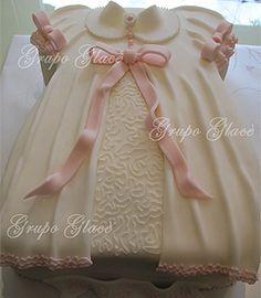 pasteles para bautizo Grupo Glacé