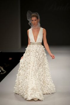 Badgley Mischka never disappoints.    Spring 2012 Bridal Collection