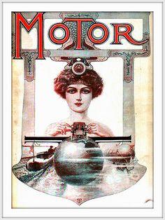 1905 January, - Cover - MoTor Magazine | Flickr - Photo Sharing!