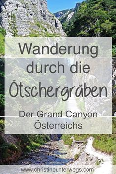Fancy one through the # Ötschergräben in the Here you will find mine # Hiking report over the Grand Canyon of Austria: Acadia National Park Camping, Grand Canyon Camping, Grand Canyon National Park, Us National Parks, Camping San Sebastian, Hiking Tips, Camping And Hiking, Camping Tips, State Parks
