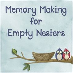 memory making ideas for empty nesters & those of us that kinda are empty nesters ; Scrapbooking Layouts, Scrapbook Cards, Digital Scrapbooking, Inspirational Women In History, Empty Nest Syndrome, Birth And Death, Adult Children, Love And Marriage, Project Life