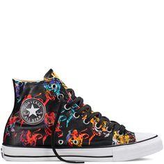 056a01ea5866c Chuck Taylor All Star Andy Warhol - Black Converse All Star