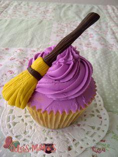 cupcakes escoba