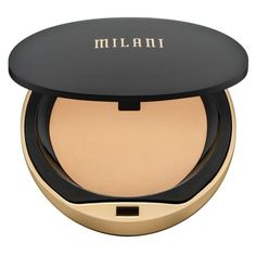 Milani -Natural Light Conceal Perfect Shine-Proof Powder in Color:Natural Light Foundation For Oily Skin, Powder Foundation, Concealer, Bronzer, Milani Conceal And Perfect, Milani Cosmetics, Tips & Tricks, Deep, Face Powder