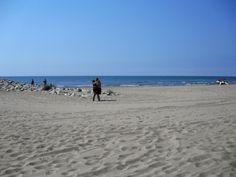 beach + love