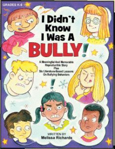 Bullying Prevention:Relational Aggression School Counselor I didn't know I was a bully
