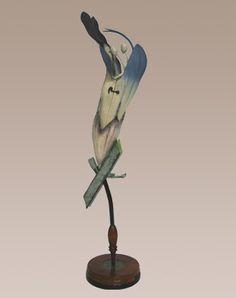 Salvia Flower Model