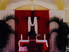 Altar Semana Santa