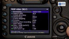 Las 193 mejores imágenes de CANON 5D Mark II video en 2019 | Canon