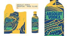 Absolut Vodka Gift Paper Wrap Concept – Singapore – inspirationpatterns Vodka Gifts, Magic Island, Absolut Vodka, Fun Cooking, Paper Gifts, Singapore, Concept, Graphic Design, Blog