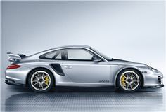 silver PORSCHE 911 GT2 RS