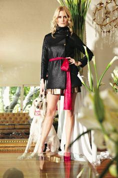 Octavio Carlin Designs, Sexy Trench Coat, Doggy Model (MaryKate) #MarykateandAshley #Doggymodel #OctavioCarlin #trenchcoat #Sexytrenchcoat #Glamour #Hollywood @OctavioCarlin