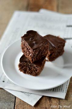 Chocolate Coconut Squares Recipes