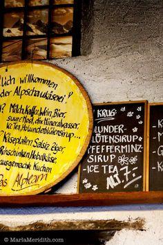 Pontresina, Switzerland | Cheesemaking and Brunch | FamilyFreshCooking.com
