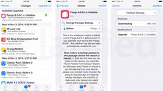 Pangu reaches version 0.4 to avoid crashing apps