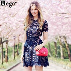 Aliexpress.com : Buy HEGO 2015 New Arrival Lace Print Dress Summer Fashion Good Quality With Free Shipping MX216 from Reliable dress rock suppliers on Guang Zhou TianYi Trade Co.,Ltd. | Alibaba Group