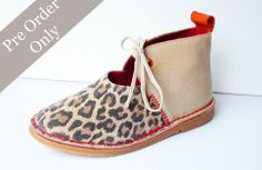 Hannah Leopard- Pre Order only