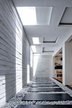 Courtyard House - Buensalido Architects - Parañaque City, Philippines.