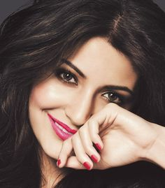 Anushka Sharma's stylish Photoshoot for Filmfare Magazine