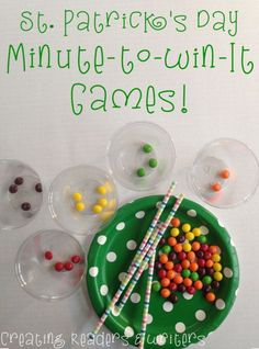 St Patrick's Day Games, Fun Games, Games For Kids, Party Games, Group Games, Quick Games, Youth Games, March Crafts, St Patrick's Day Crafts