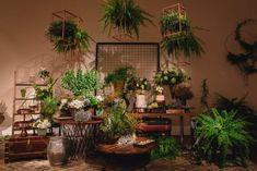 Decoração greenery - Espaço para casamento na cidade - Jardim Leopoldina
