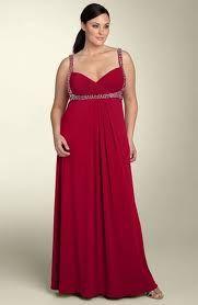Dicas de vestidos de festa para gordinhas