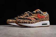 sports shoes 13432 4cd20 Atmos x Nike Air Max 1 DLX Animal Pack 2.0 AQ0928-700 Air Max 1