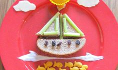 Barco de sanduíche
