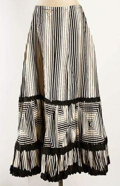 Petticoat 1908 The Metropolitan Museum of Art