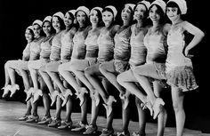 vintage everyday: A Day in the Life with Las Vegas Chorus ...