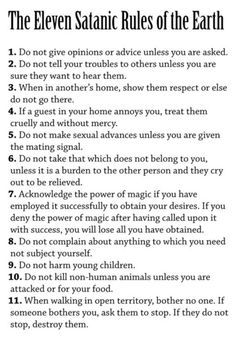 Can we just repeat number 5 again. Consent. Yup, for sure. Consent people, consent. We need more of this.