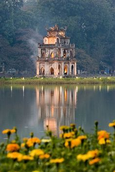 Hanoi, Vietnam - Imagine a city where the exotic chic of old Asia blends with the dynamic face of new Asia.