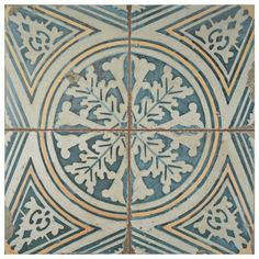 Ceramic Floor Wall Tile: Merola Tile Flooring Kings Flatlands in. Ceramic Floor and Wall Tile sq. / case) Multi/Low Sheen click the image or link for more info. Thing 1, Stone Tiles, Rustic Charm, Wall Tiles, Backsplash Tile, Tiling, Tile Countertops, Joss And Main, Vintage Industrial