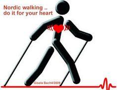 #NordicWalking #HeartHealth