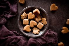 How to Make Maple Candy: Skip the trip to Maine, and make maple candies at home with this two-ingredient recipe. Candy Recipes, Sweet Recipes, Dog Food Recipes, Dessert Recipes, Cooking Recipes, Food52 Recipes, Fudge Recipes, Maple Candy Recipe, Yummy Treats