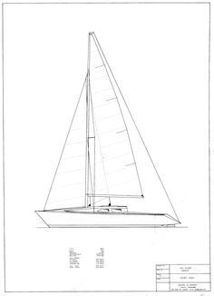 julian everitt yacht design julianeveritt on pinterest 1962 Chevy Brake Three-Quarter Ton half ton design from julian everitt design 0067