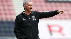 Watching Jose Mourinhos Manchester United team for the first time