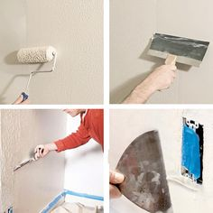 How to get rid of bumpy walls - If you live in an older home chances are you have ugly bumpy walls. For some unknown reason there used to be a time when plasterers thought it was the 'in' thing to give walls a textured finish.  That might have been the case then, but now we live with bumpy walls where dust collects and it just looks ugly. But there is a way to smooth those bumpy walls. - See more at: http://www.home-dzine.co.za/diy/diy-smooth-walls.htm#sthash.95fwBs36.dpuf